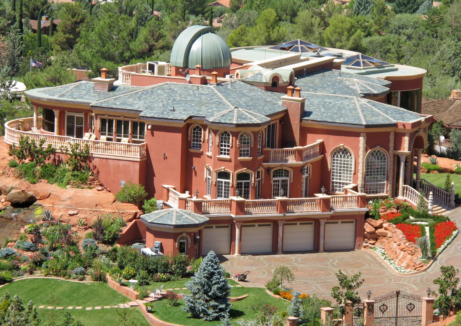 Sedona Views on House Bed And Breakfast Floor Plans