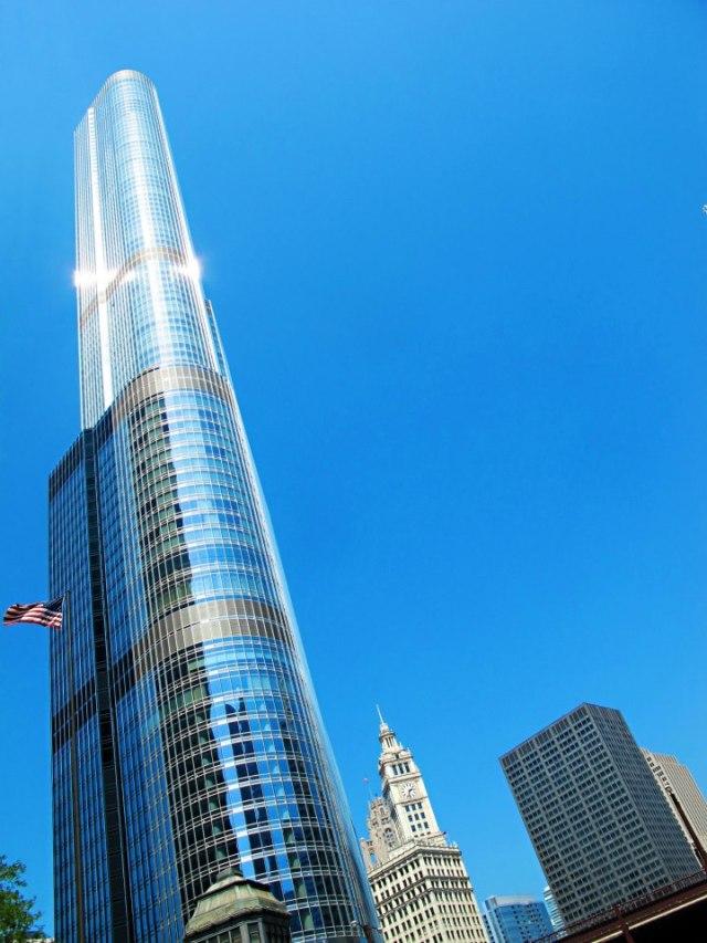 Trump Tower, I believe