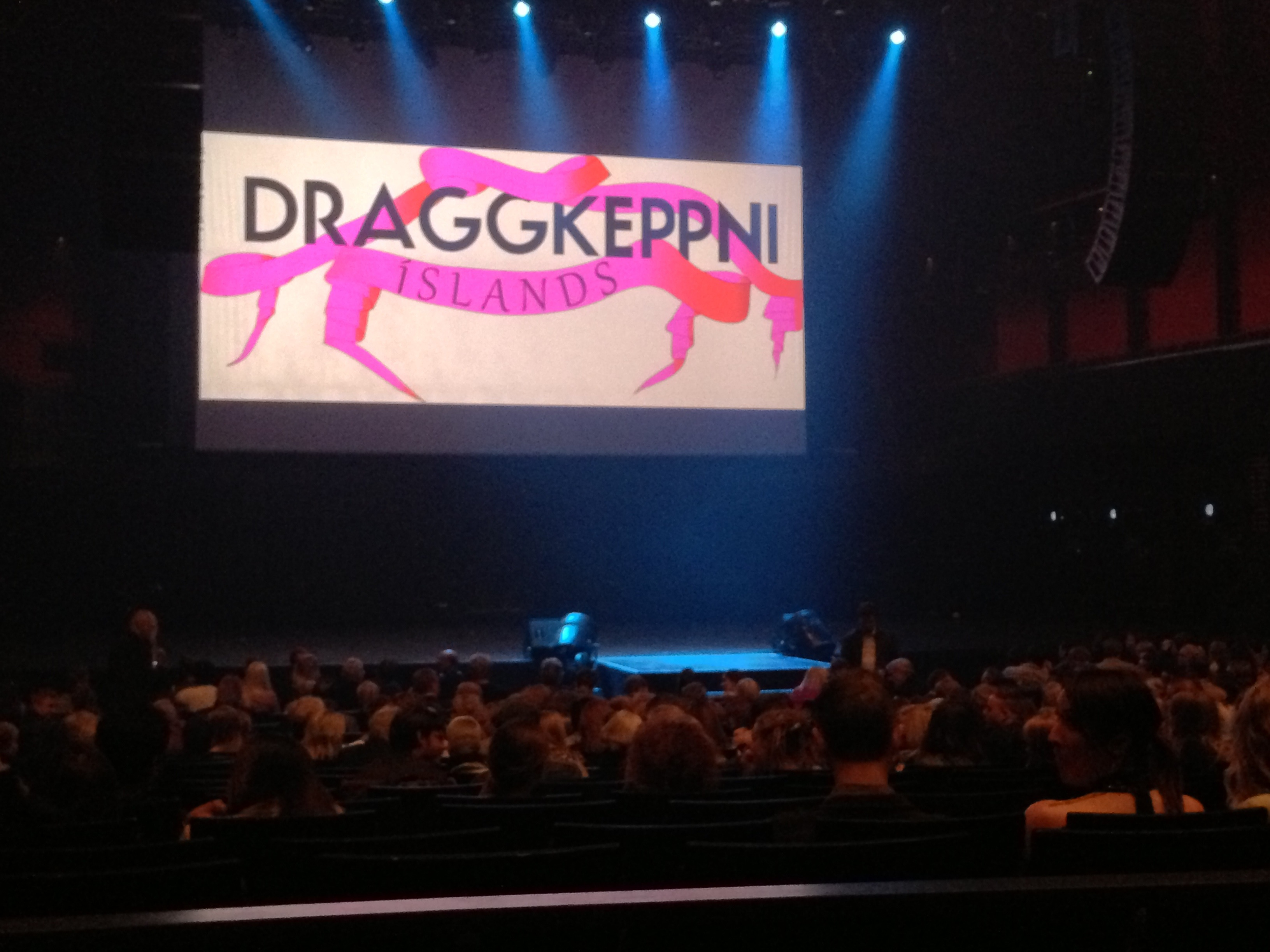 Draggkeppni Islands Iceland S  Drag Competition