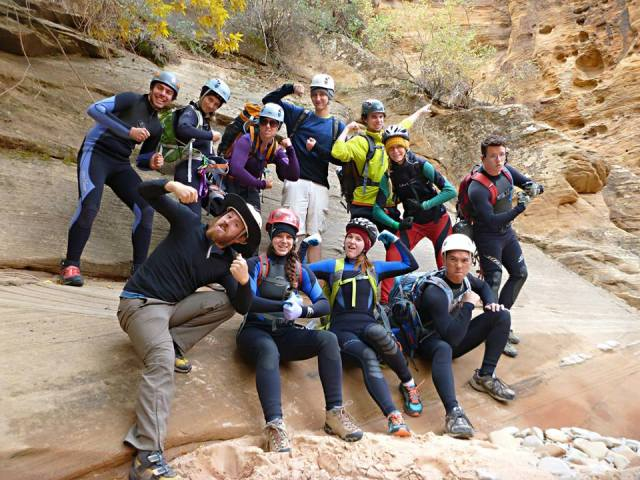 11 AOCers ready to tackle Pine Creek Canyon